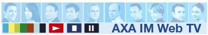 AXA IM WEB TV