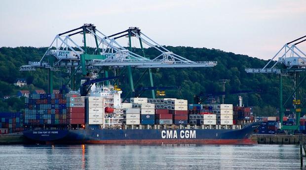 cargo bateau marchandise maritime mer flickr zigazou76 news assurances pro. Black Bedroom Furniture Sets. Home Design Ideas