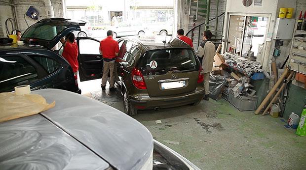 Dossier en assurance aussi bien g rer l apr s vente est for Assurance pro garage